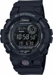 Casio Elektronisch Horloge GBD-800-1BER (l x b x h) 15.5 x 48.6 x 54.1 mm Zwart Materiaal (behuizing): Hars Materiaal (armband): Hars