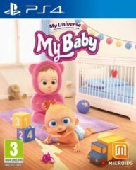 My universe - My baby (PlayStation 4)