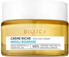 Decléor Paris Decléor - Hydra Floral - Neroli Bigarade - Rich Day Cream (Alle Huidtypes) - 50 ml
