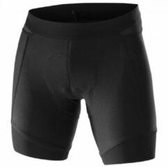 Löffler - Bike Hose Light Hotbond - Fietsonderbroek maat 48, zwart