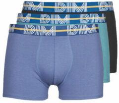 Blauwe Dim short 3 pack Coton Stretch Powerfull Dim Boxers H 01QU-96A