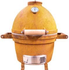"Kamado Grills Goldens' Cast Iron | Kamado Small | Rustic | 14"""""