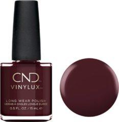 Bordeauxrode CND - Colour - Vinylux - Black Cherry #304 - 15 ml