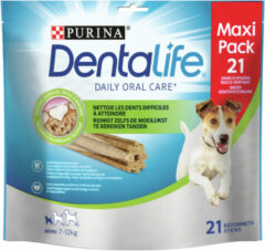 Purina Dentalife Daily Oral Care Small - Hondensnacks - 345 g