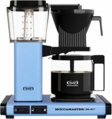 Technivorm Filterkoffiemachine KBG Select, Pastel Blue - Moccamaster