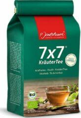 P. Jentschura 7X7 Kruidenthee (KrauterTee) 250 gram