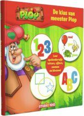 Studio 100 speel- en oefenboek De klas van meester Plop