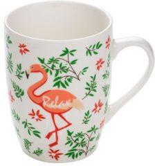 Cosy&Trendy Cosy & Trendy Flamingo Beker - 37 Cl - Set-6