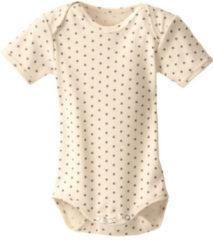 Minibär DESIGN Babyrompertje met korte mouwen uit biologisch katoen, met stippen 62/68