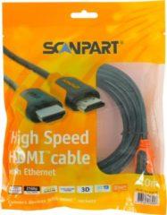 Scanpart Aansluitkabel HDMI High Speed ethernet 3,0m