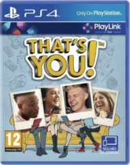 Merkloos / Sans marque That's You - PS4