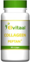 How2behealthy Collageen Peptan - 90 capsules