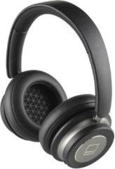 Zwarte Dali IO-6 Draadloze Koptelefoon met Noise Cancelling - Over Ear - Iron Black