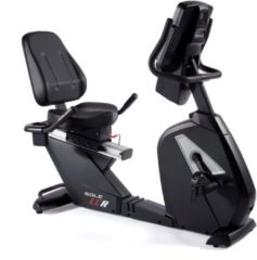 Sole Fitness LCR Ligfiets - Gratis trainingsschema