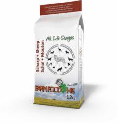 Farm Food Schaap Standaard Lam - Hondenvoer - 12 kg