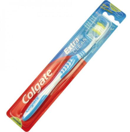 Afbeelding van Colgate Extra Clean medium tandenborstel