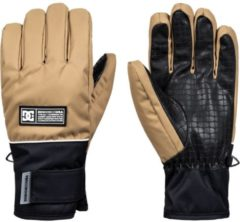 DC Shoes M Franchise Glove Bruin M - Wintersporthandschoen