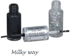 Grijze Revlon nail art-glitter-220