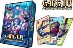 HOT Games Gang-Up! a criminally fun cardgame