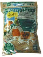 Hempflax Mini Hemp Soft Nestmateriaal - Kooi Accessoire - 50 g