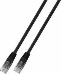 EFB Elektronik Techtube Pro - Internetkabel UTP CAT6 - zwart - 20 meter