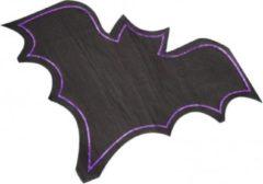 Zwarte PartyDeco Servetten Bats (16 stuks)
