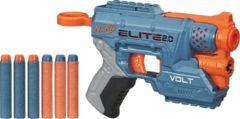 NERF blaster Elite 2.0 Volt junior blauw/oranje 7-delig