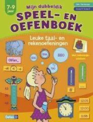 Deltas Speel- en oefenboek Leuke Taal- en rekenoefeningen (7-9 jaar)