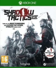 Vitrex Ubisoft Shadow Tactics: Blades of the Shogun PC video-game