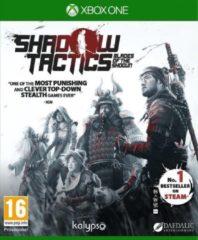 Vitrex Ubisoft Shadow Tactics: Blades of the Shogun PC video-game