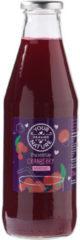 Your Organic Nat Vruchtensap cranberry ongezoet 750 Milliliter