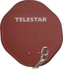 TELESTAR ALURAPID 45 cm Aluminium Sat-Spiegel inkl.... ziegelrot