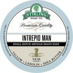 Stirling Soap Co. scheercrème Intrepid Man 165ml