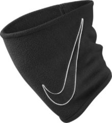 Nike fleece nekwarmer 2.0 zwart/wit