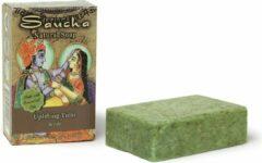 Saucha scrubzeep, Uplifting Tulsi, Prabhuji's Gifts, 100% natuurlijk, vegan