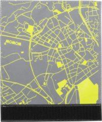 Zilveren Wowow Quadro City Map