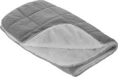 Grijze Medisana 61153-HB674 elektrische deken 1-persoons