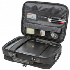 Manhattan Computer Products Manhattan Empire II Notebook Computer Briefcase - Notebook-Tasche - 15.4'' 421577