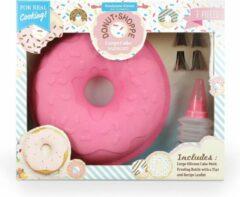 Roze Handstand Kitchen Donut Cake Bakvorm Set