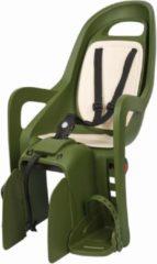 Polisport Kinderzitje Groovy Maxi CFS Dark Green/Cream 2020 Edition Donkergroen/Ecru