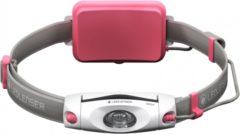 Ledlenser NEO-4 Roze - Jogging hoofdlamp - Breedbeeldformaat - niet-verblindend - 240 lm