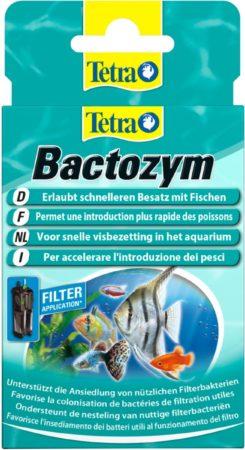 Afbeelding van Tetra Aqua Bactozym - Waterverbeteraars - 10 stuks