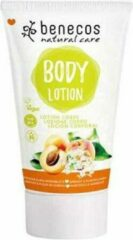 Benecos Natural Body Lotion Apricot - Elderflower