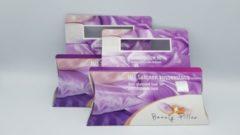 Creme witte Beauty Pillow Beautypillow voordeelset creme parelmoer