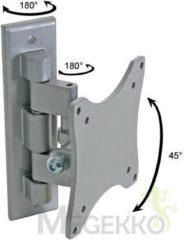 """Perel Regelbare muurbeugel - Geschikt voor flatscreen tv 10""""""""-15"""""""" / 25-38cm"""