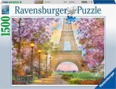 Ravensburger Spieleverlag Ravensburger puzzel Verliefd in Parijs - Legpuzzel - 150 stukjes
