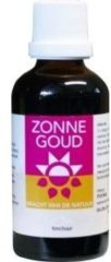 Zonnegoud Withania complex tinctuur 50 ml