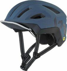 Bollé fietshelm React Mips EPS marineblauw maat 55 59 cm