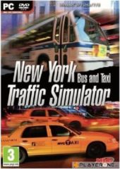 UIG Entertainment New York Bus & Taxi Traffic Simulator - Windows