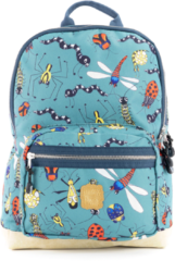 Pick & Pack Schooltas Insect Backpack M 13 Inch Groen